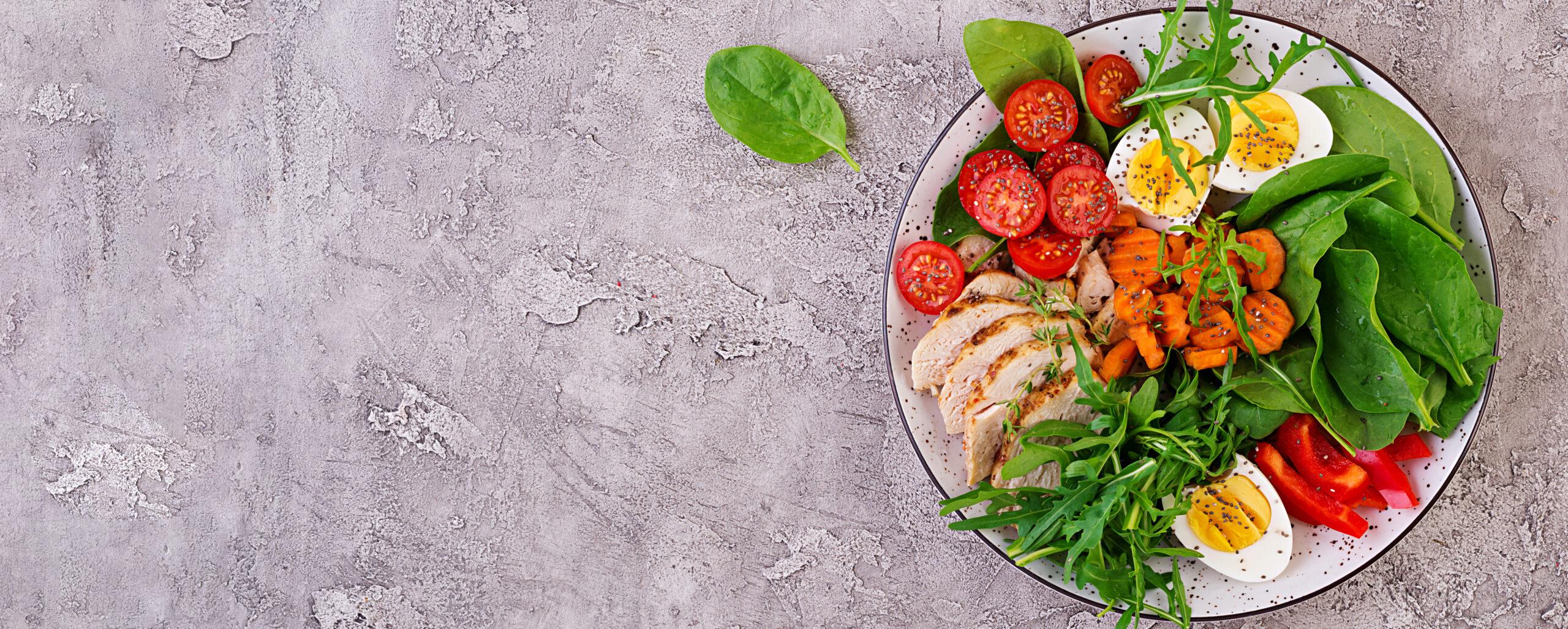 Importancia de las proteínas en la Dieta Keto