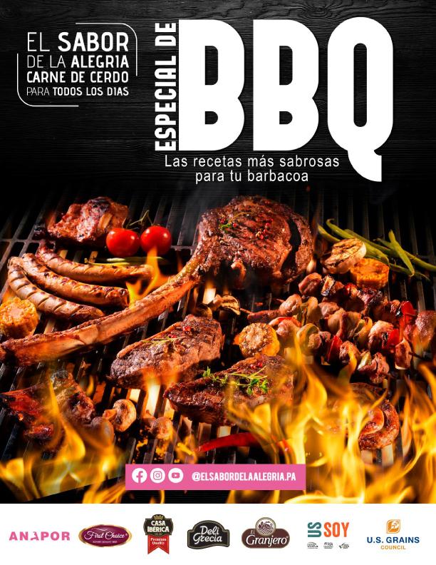 Recetario Digital Vol.3 BBQ Edition