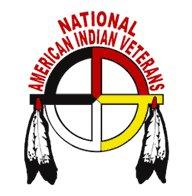 NATIONAL AMERICAN INDIAN VETERANS logo