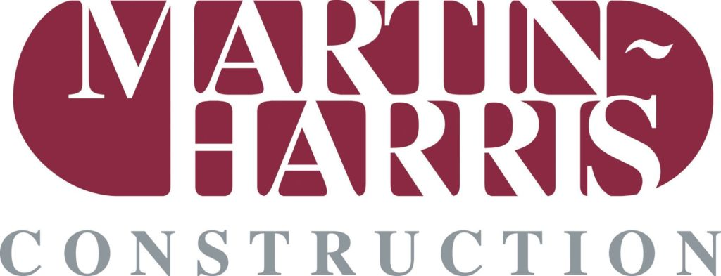 Martin Harris Construction Logo