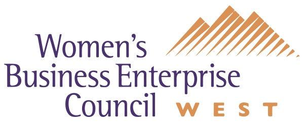 Women Business Enterprise Council West Logo
