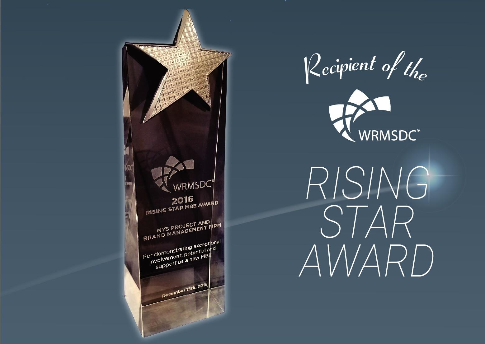 Emerging Business Award
