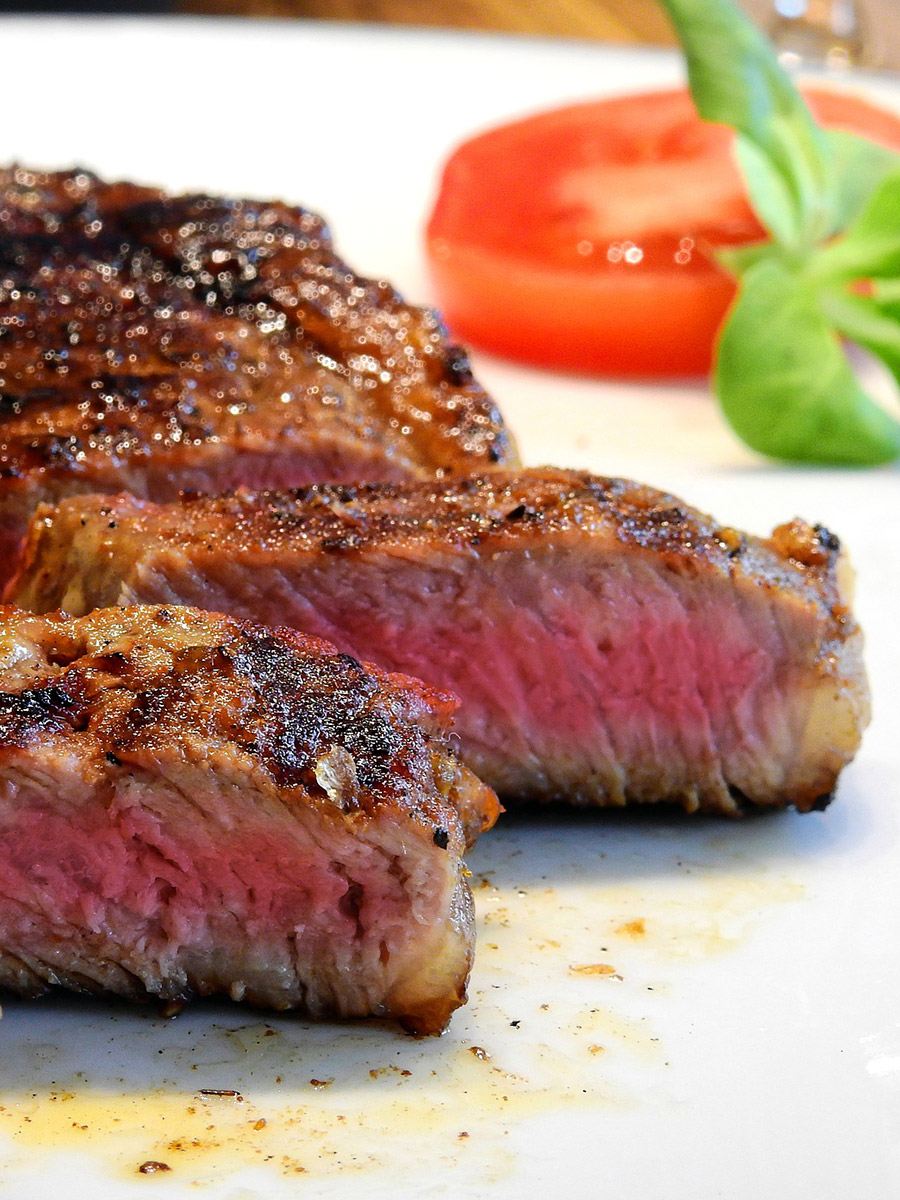 Personal Chef Steak Dinner