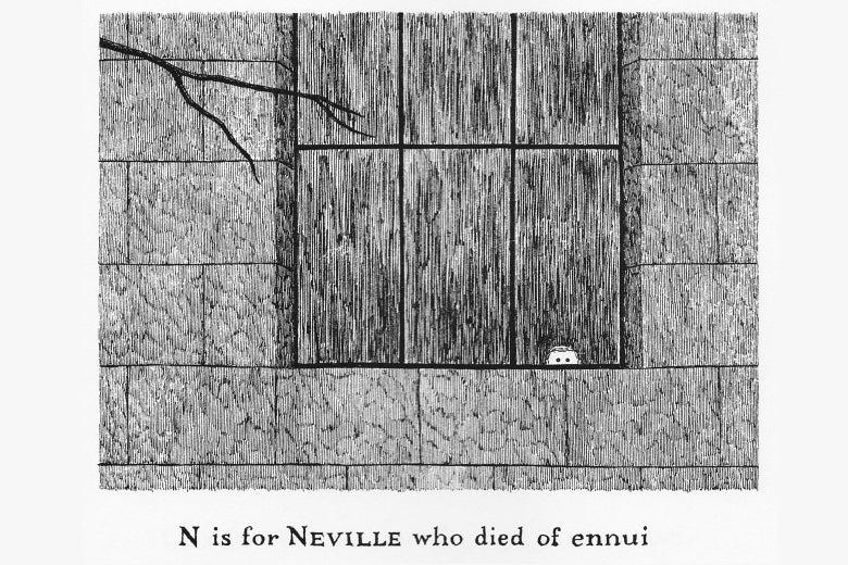 Neville Ennui