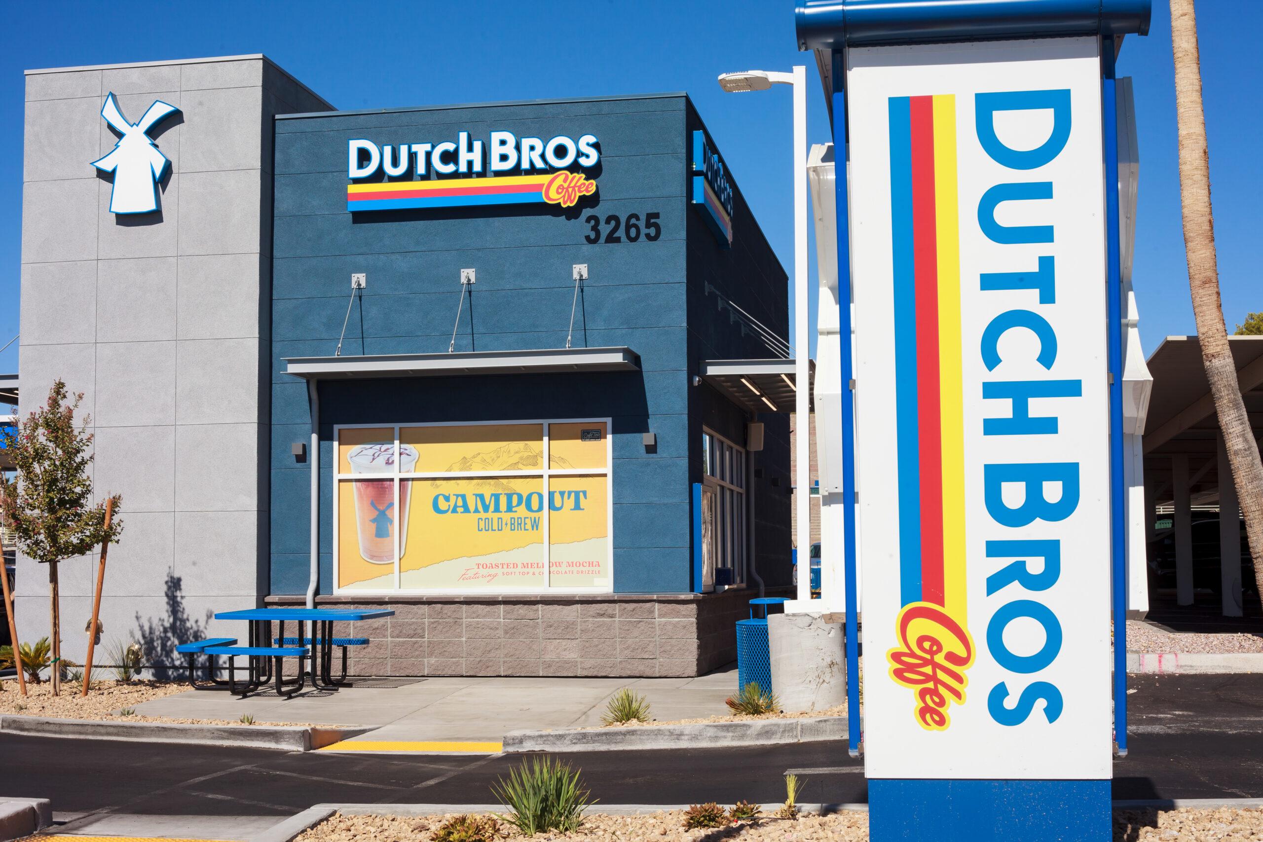 Dutch Bros Las Vegas NV engineered by Zenith Engineering