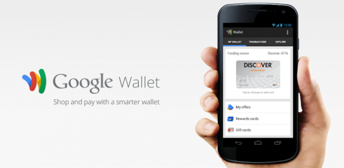 Google Wallet Updated, too bad I Still Can't use It
