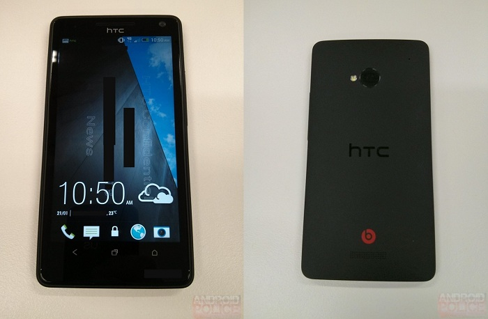 Latest Purported HTC M7 Images Make More Sense and Thankfully Look a Whole less Like an iPhone 5