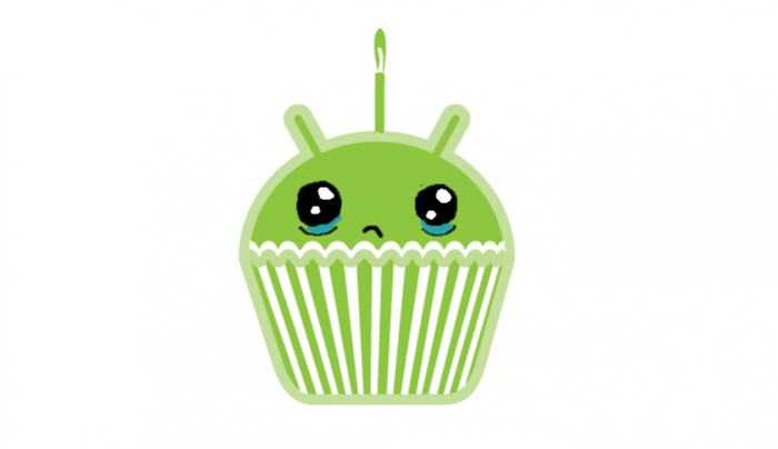 For the First Time Ever, Cupcake is Absent From the Android Distribution Table