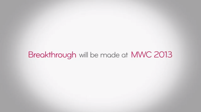 LG Continues its Vague and Unexciting MWC Teasers