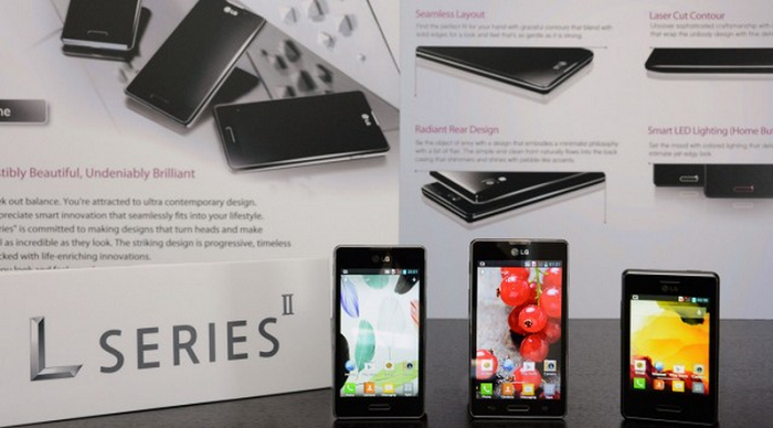 LG Finally Spills the Beans on Next Generation of Optimus L Series
