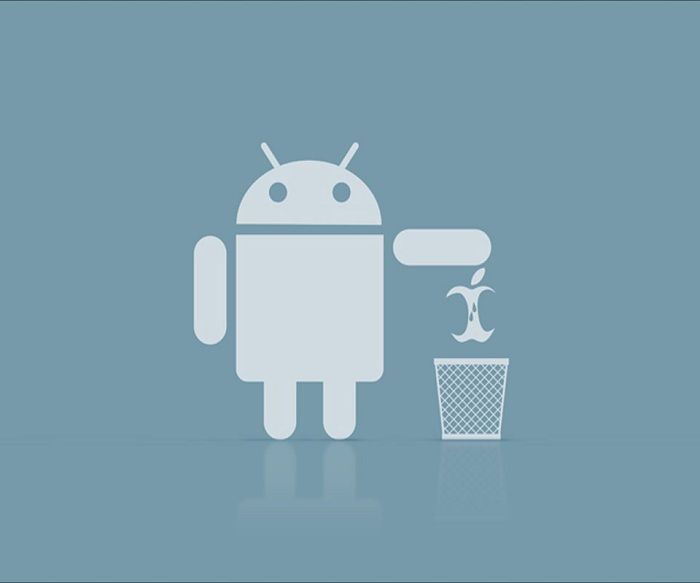 #Android's Daily Wallpaper: Trash