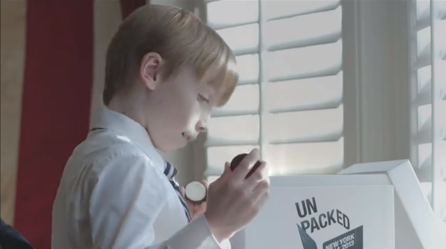 Samsung's Latest UNPACKED Teaser is full of Senseless Drivel and Oreo Cookies