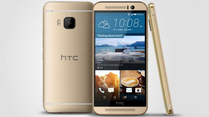 HTC Reveals Carrier Pricing for the One M9
