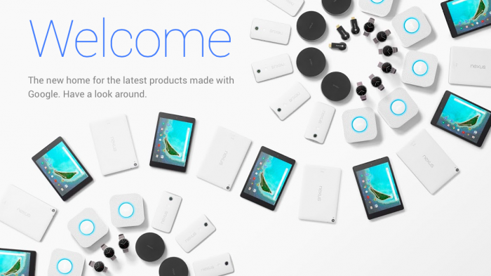 Google Opens Online Hardware Store, While Putting the Nexus 5 on the Chopping Block