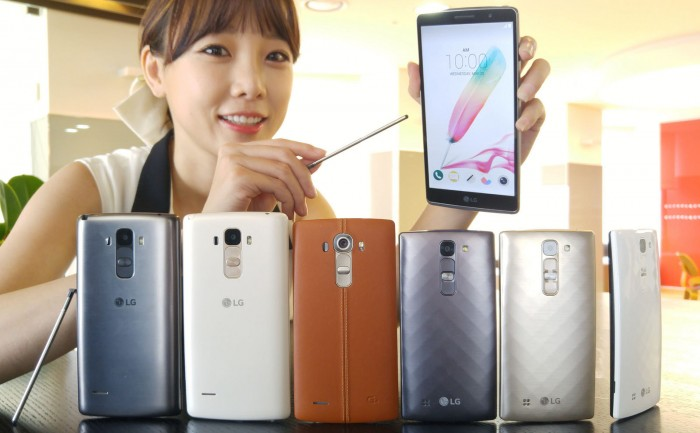 LG Broadens the G4 Family With G4 Stylus and G4c