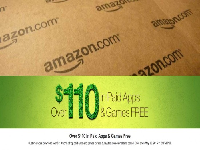 Deal: Amazon Hosting Another Huge app Giveaway, Includes: Angry Birds Seasons, Five Nights at Freddy's, and Game of Thrones
