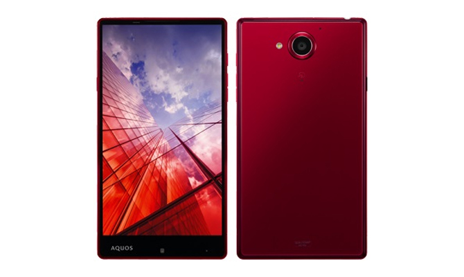 Sharp Announces two new Bezel-less Devices