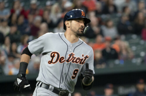 Nick Castellanos