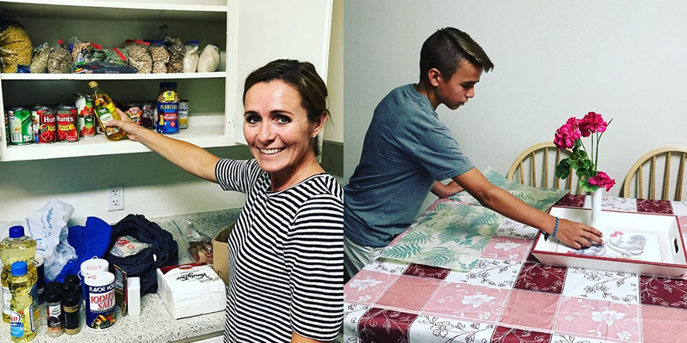 Group Apartment Set Up | Group & Service Projects | Ways to Help | Gathering Humanity
