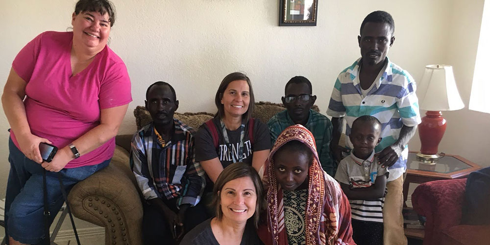 Donate to Welcome an Arriving Refugee Family   Gathering Humanity