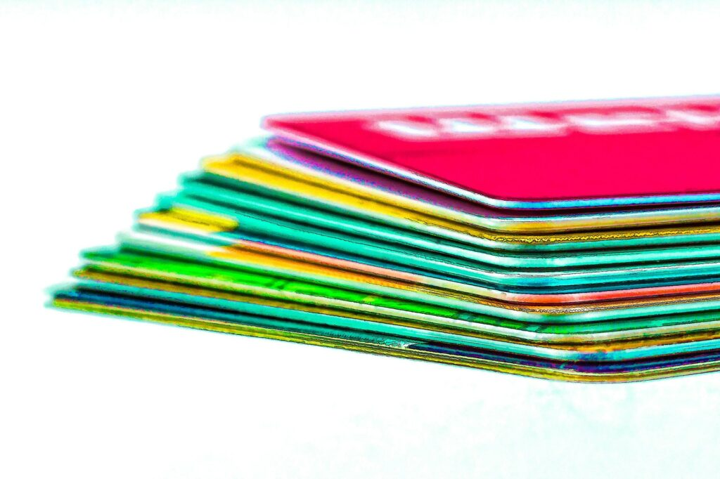 Card Printing Payment Reports