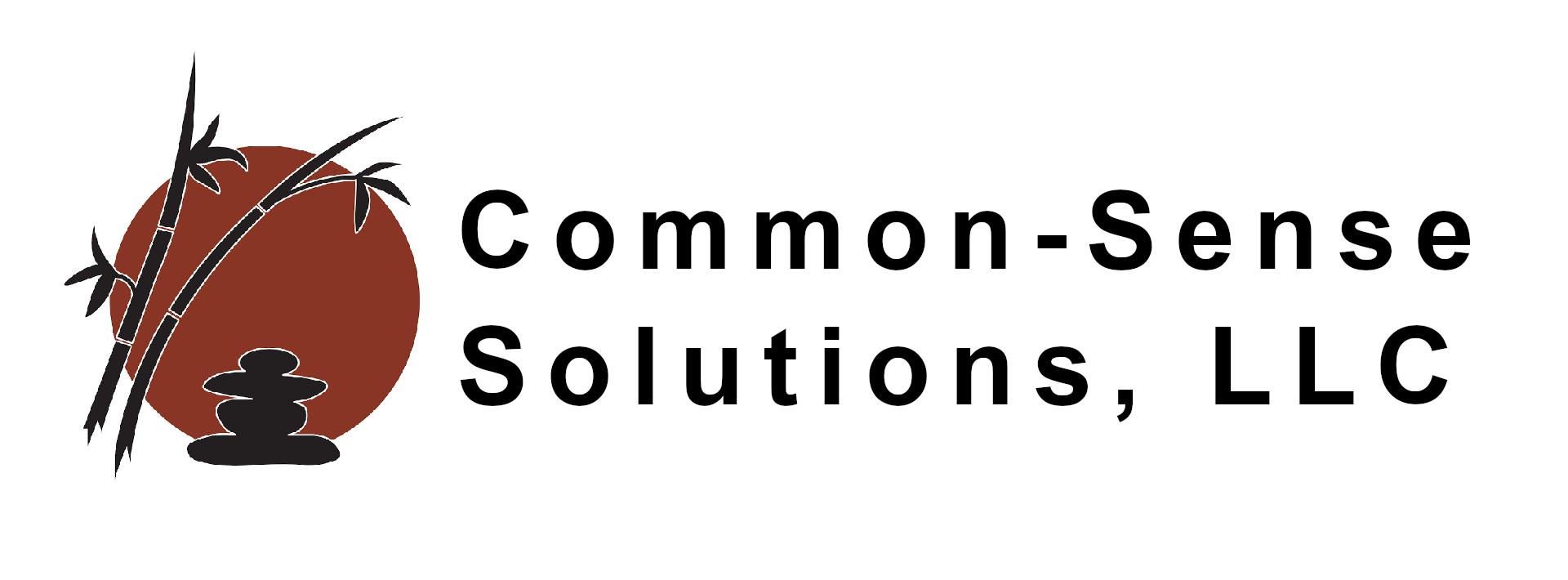 Common Sense Solutions