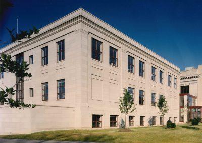 PLYMC Main Library Addition