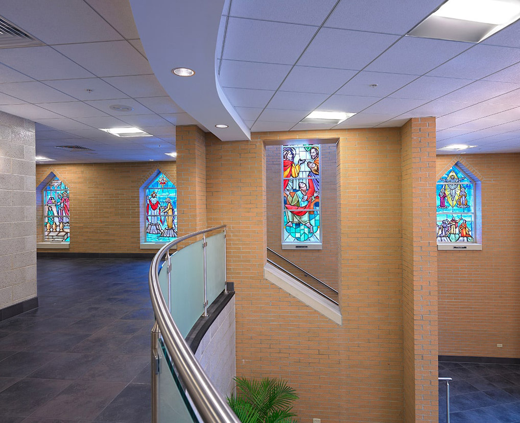Holy Family Church Addition