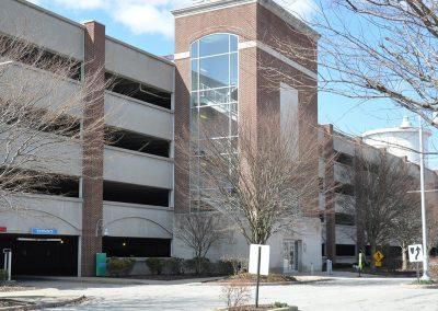 Northside Hospital Parking Deck, Precast, 500 Spaces