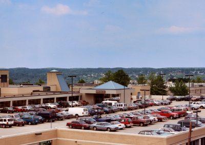 St. Elizabeth Parking Deck, Cast-In-Place, 350 Spaces Plus Offices