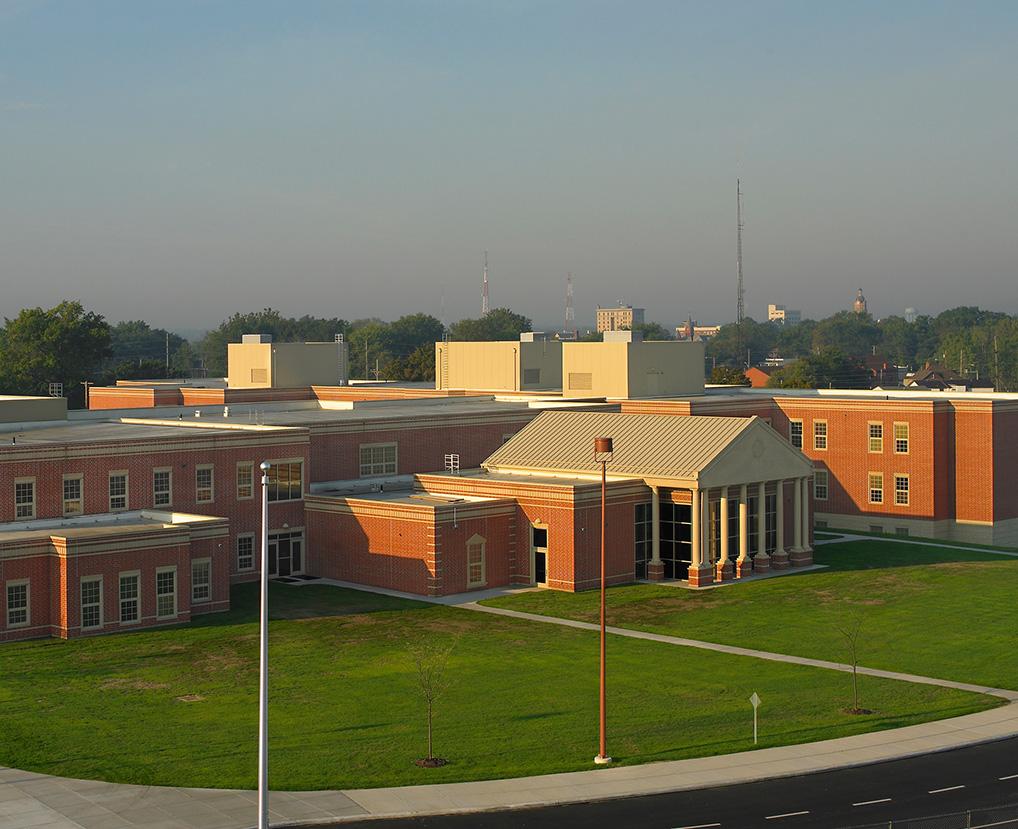 Warren G. Harding High School
