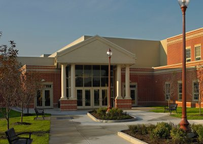 Warren G. Harding High School