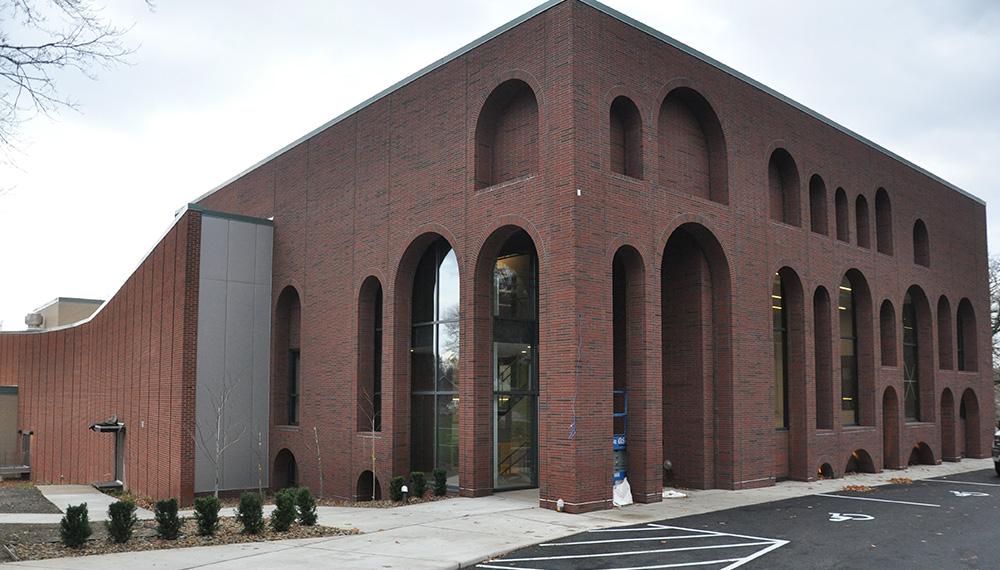 New Performing Arts Center – Slippery Rock University