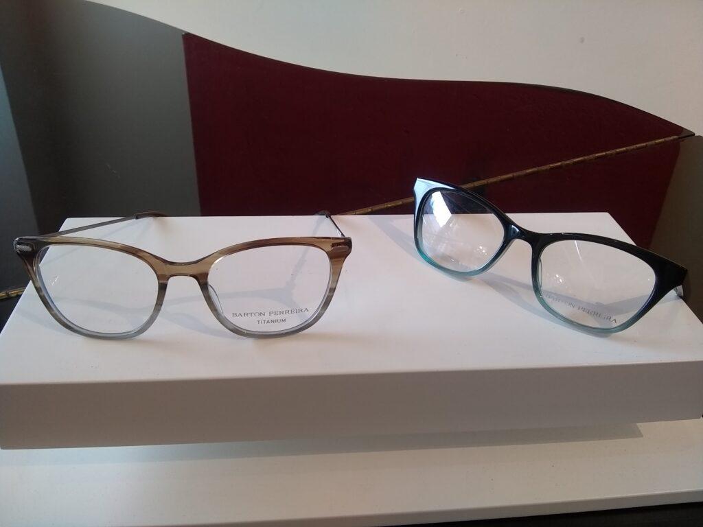 Barton Perreira eyeglasses at San Francisco Optics