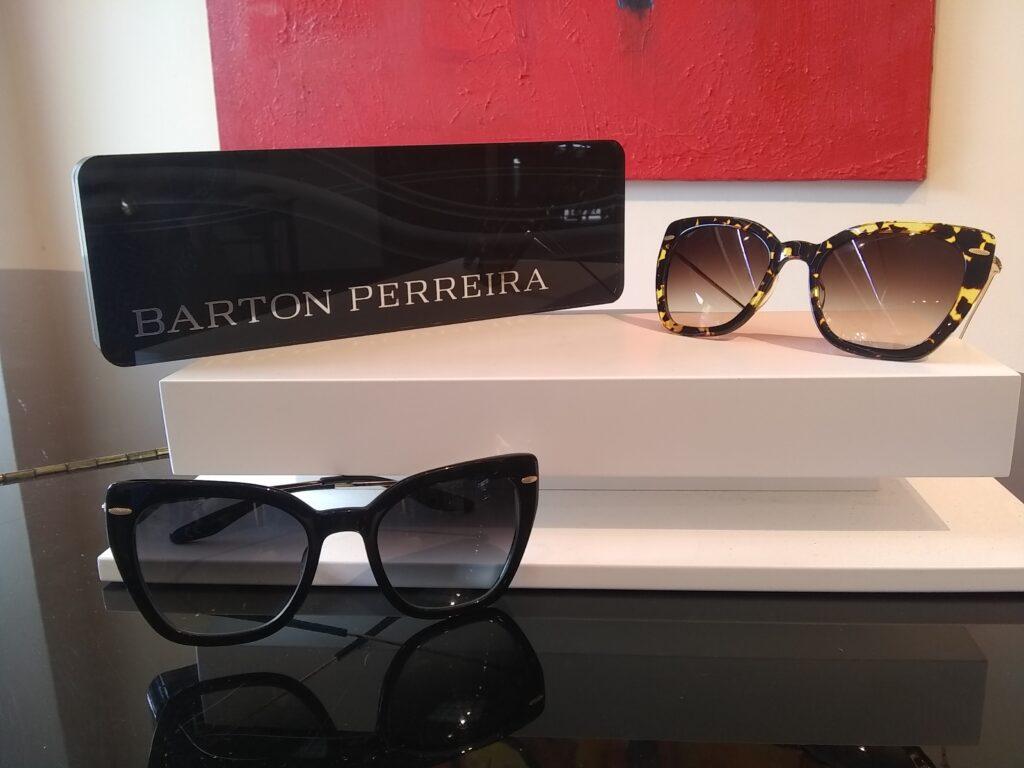 Barton Perreira sunglasses at San Francisco Optics