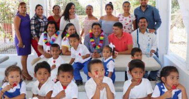 Inauguran comedor escolar en Colonia Anáhuac de San Marcos