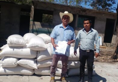 Segalmex abre centro de acopio en Copala