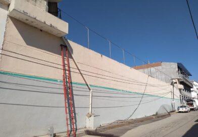 Desmantelan edificio del Cereso de San Luis Acatlán