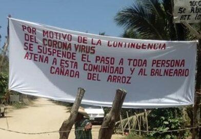 Cañada del Arroz cierra paso a turistas