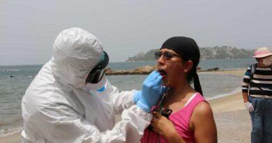 Costa Chica ya suma 174 infectados y 24 decesos