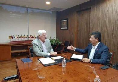 Rubén Cayetano solicita informe del fertilizante de Cuajinicuilapa