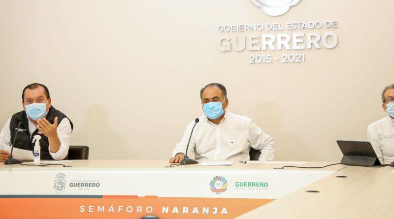 Guerrero se prepara para enfrentar covid-19, influenza y dengue: Astudillo