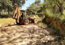 <strong>Rehabilitación del camino en la comunidad de Zentixtlahuaca</strong>
