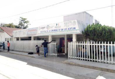 <strong>Personal médico de San Luis Acatlán espera llegada de vacunas contra Covid-19</strong>