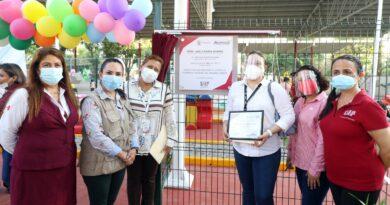 <strong>Inaugura DIF Acapulco Circuito de texturas para niños del CEDICH</strong>