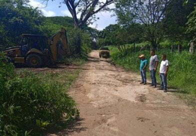 <strong>Primera etapa de la carretera Capulín Chocolate es una realidad: Iván López</strong>