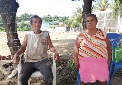 <strong>Su hermano lo despojó de su terreno y le tiró la casa, en Ometepec</strong>
