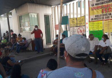 <strong>Jurisdicción Sanitaria y Centro de Salud continúan con el paro laboral</strong>