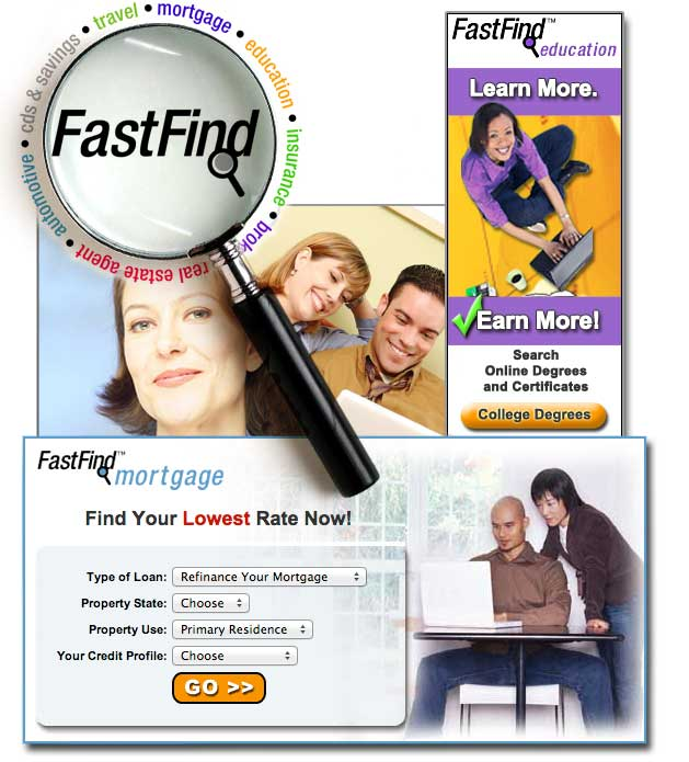 FastFind Graphic assets
