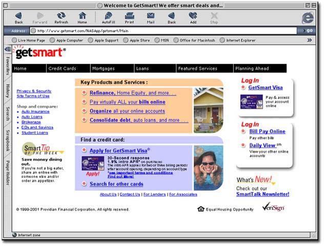 GetSmart Home Page V.3